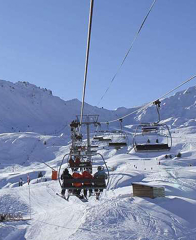 ski campo catino monte livata